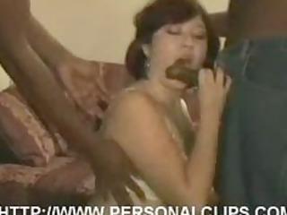Mature Macon Gangbang