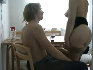 horny cheating wife fucking her youthful
