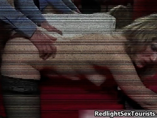 thick d like to fuck prostitute receives her pussy