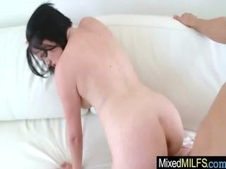doxy lustful milf love to fuck hard darksome