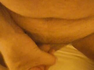cumming on wifes hirsute slit