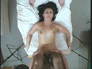mother i bonks with nylons and boots on (clip)