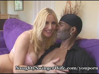 sexy blond wifes wicked black dream