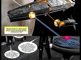 8d comic: galacticus. chapters 10-010