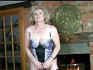 granny fireside play