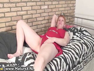 old busty lustful housewife acquires part0