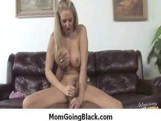 mother i receives an interracial dick penetration