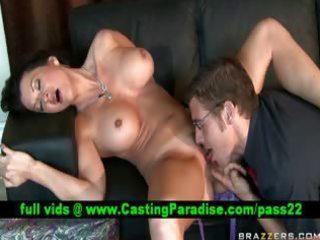 raquel devine lustful breasty mama licked and