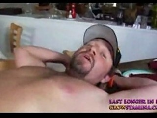 sexy d like to fuck loves over the table fucking