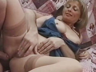 british milf politely acquires her pussy rammed