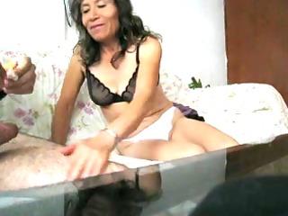 fucking hawt mature lady with cum drum