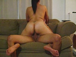 whore wife riding most excellent friends knob