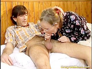 insane old mommy acquires it unfathomable sex and