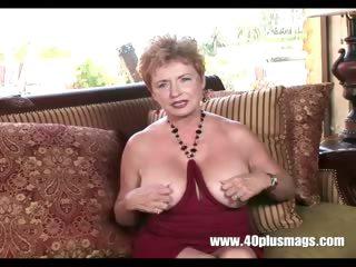 perverse granny receives horny