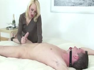 femdom fetish older stockinged hussies