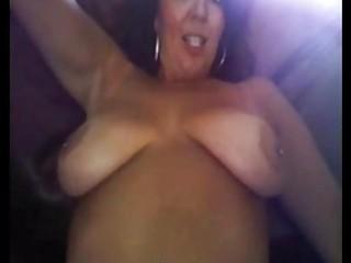 Sexy milf with big tits webcam masturbation