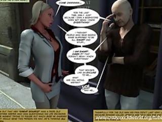 1d comic: vox populi. episode 4
