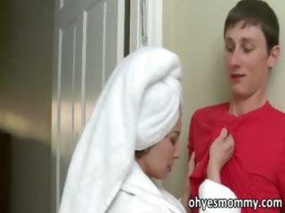 aged stepmom jenna moore teaches teenies