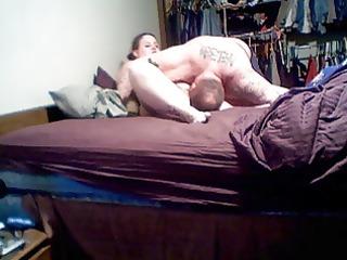 me and my big beautiful woman wife fucking hard