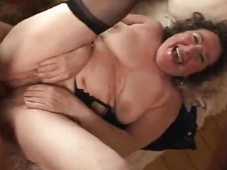 over 08 squirting granny