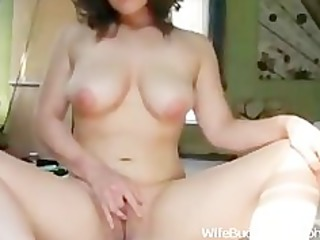 wife makes a sex video for hubby