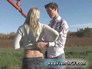 rough french girlfriend fucking part9