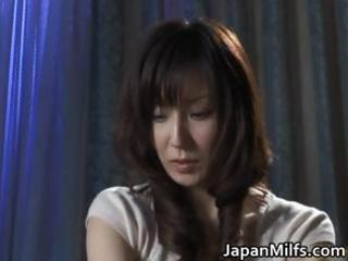 exceedingly horny japanese milfs engulfing part4