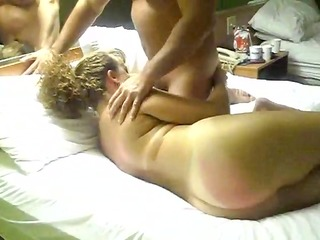 husbands hung ally fucks his wife