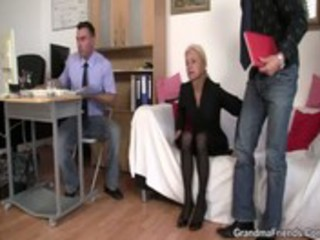 co-owners group sex sexy mature lady